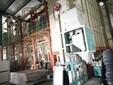 遼寧玉米碴子玉米面機組全干法玉米加工成套設備圖片