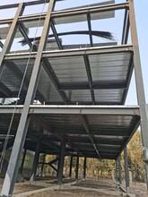 商丘亳州鋼筋桁架樓承板TD2TD3TD4TD5混凝土建筑的大量應用圖片