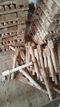 萬方數控木工車床加工兩端榫頭木工數控車床