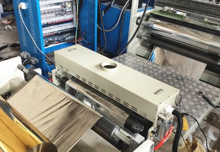 铝箔膜电晕机宽幅卷对卷电晕处理设备