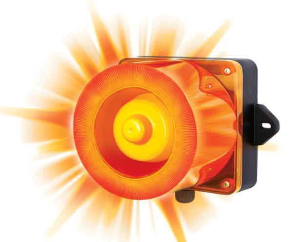 韩国Q-LIGHT可莱特声光报警器QWCD35