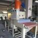 無錫自動噴砂機紅木實木門業家具打砂機