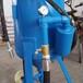 揚州高壓開放式噴砂機工程車除銹設備