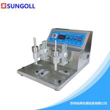 339耐磨試驗機橡皮鉛筆耐磨機表面摩擦試驗機圖片