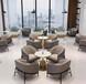 酒店會客沙發圖片公司商務接待沙發沙發尺寸惠州定制