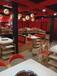 惠州火鍋店餐桌椅電磁爐火鍋桌冒菜烤魚桌子宜尚家具定制
