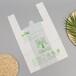 厂家供应玉米淀粉可降解塑料袋生物降解背心袋
