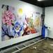 5d墻體立體彩繪機大型8d室內背景墻設備戶外廣告壁畫噴繪打印機