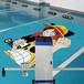 小型自動車位繪畫機地面打印機停車位涂鴉大尺寸地面噴繪廠家