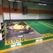 領晟車位彩繪機立體地面打印機多功能車位繪畫機全自動車位噴繪機