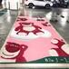 車位涂鴉地板彩繪自動車位噴繪機3d立體繪畫機高精度地面打印機