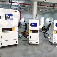 去毛刺除塵器開料集塵機印刷機械配套除塵機圖片