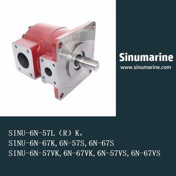 IHIdeckcrane6N系列克令吊油泵船舶液壓備件