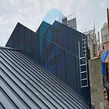 江苏盐城YX65-430铝镁锰板安装厂家价格赤澄兴高立面图片