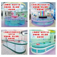 伊贝莎亲子泳池,婴儿大型游泳池图片