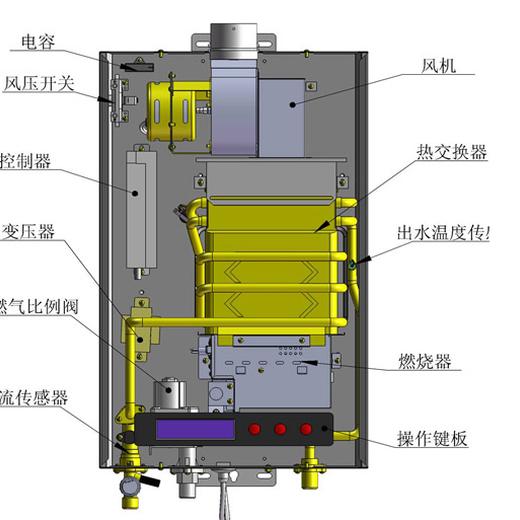 西安蓮湖區海爾熱水器維修上門維修電話,海爾燃氣熱水器維修