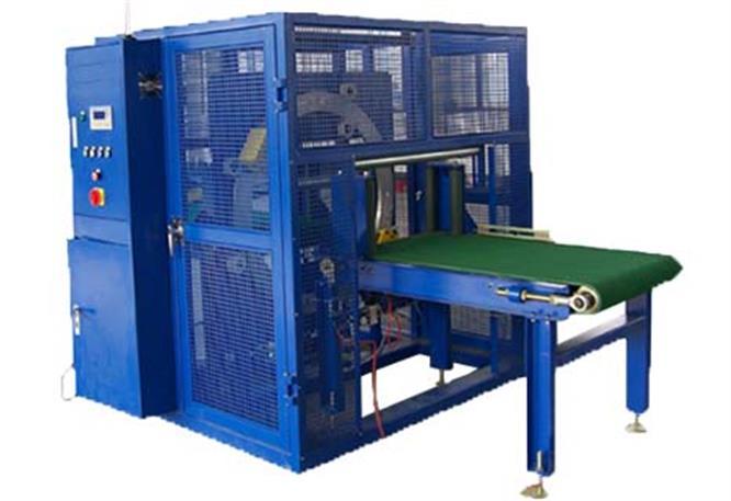 济南晶工力创JG-C07水平式缠绕包装机,可定制