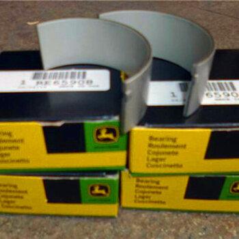 沈陽約翰迪爾柴油發動機配件連桿瓦R116081/R525767代理公司