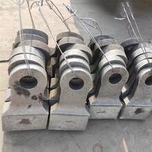 合金錘頭錘式破碎機錘頭耐磨甩錘篩板高錳鋼粉碎機配件