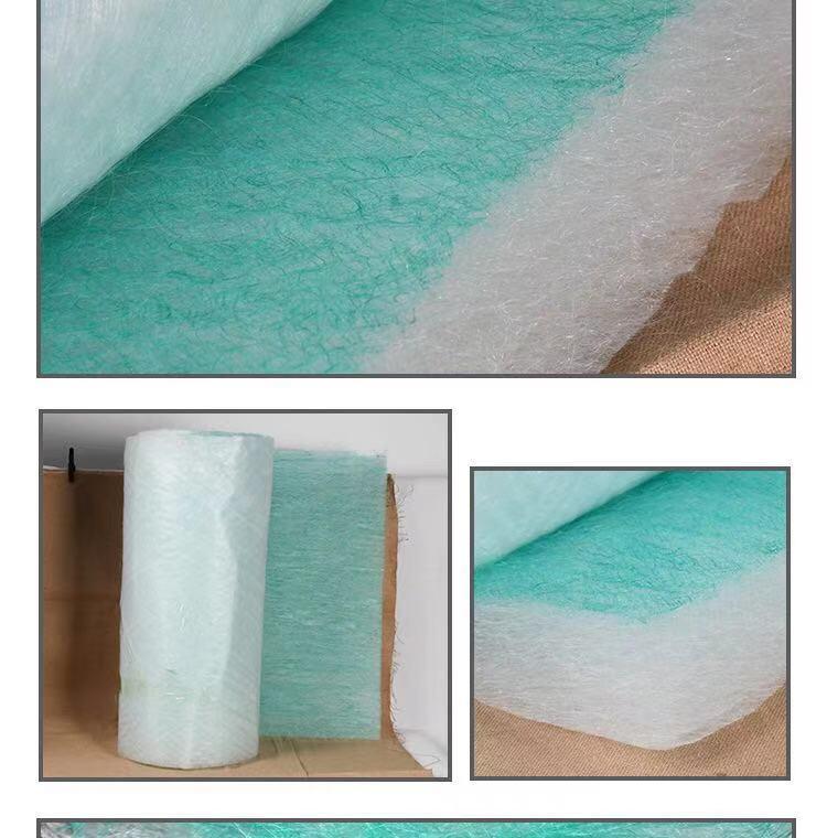 空气过滤棉阻漆网漆雾毡玻璃丝绵纤维棉