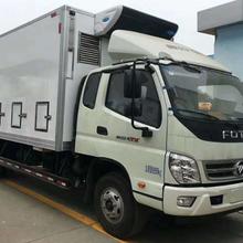 福田奥铃5.1米厢长鸡苗车,畜禽运输车图片