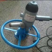 山東恒啟1500W打井機小型電動打井機手搖鉆頭管鉗