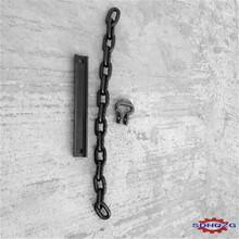山東恒啟礦用269211圓環鏈輸送鏈起重鏈度刮板機配件