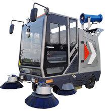 沈陽高壓霧炮掃路車/手推式倉庫電動清掃車款式