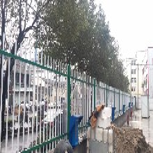广西南宁锌钢护栏厂南宁锌钢栅栏厂家院校小区围墙栅栏图片