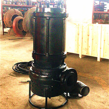 九江抽沙泵立式吸沙泵泥沙清理泵图片