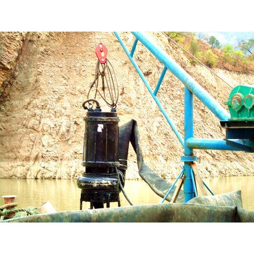 运城泥沙泵6寸吸沙泵一个小时能吸粉煤灰