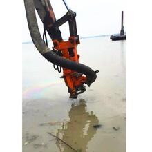 液壓式挖機抽沙泵礦山抽尾礦泵圖片