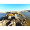海輪液壓卸沙泵攪拌型挖機抽砂泵