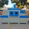 输送式喷砂机家具自动喷砂机三明治烤盘电脑机箱全自动喷砂机厂家