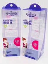 君和包装定制PP/PVC/PET等塑料包装盒奶瓶包装定制图片