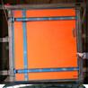 自动无压风门无气源使用矿用液压全自动风门