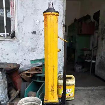 矿用800行程液压推溜器推刮板机溜子