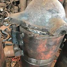 煤矿液压支架立柱用帽型缸底和球型缸底图片