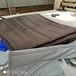 株洲浴室防水專用棉門簾蛋糕店加厚帆布棉門簾生產中
