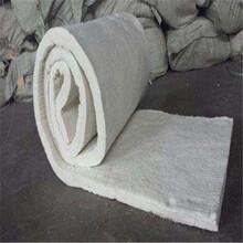 德州耐火硅酸鋁保溫氈憎水型陶瓷纖維針刺氈抗拉耐壓不易變形圖片