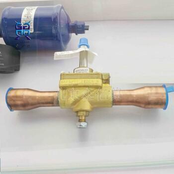 艾默生240RA20T17T機電式開/關54mm焊口常閉先導式電磁閥