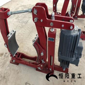 YWZ13-300/E50液压鼓式制动器制动距400-630