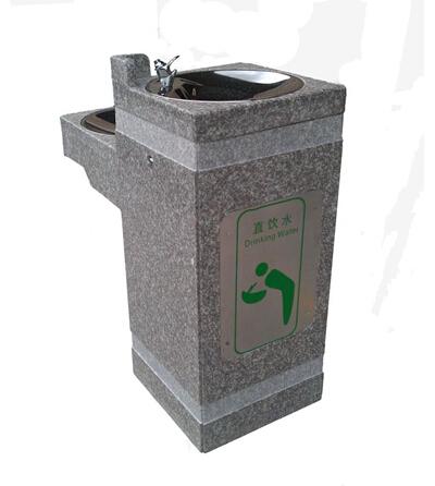 家居小家电 饮水机 杰恩达欧式手型户外饮水台,大理.