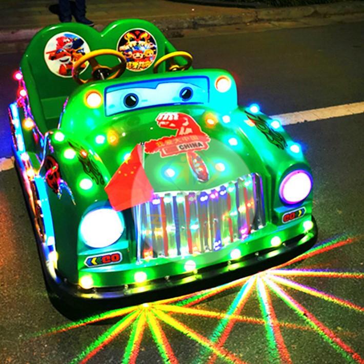 紅旗跑車新款綠色燈光0.jpg