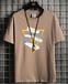 上海男士T恤純棉T恤靚仔T恤便宜短袖廠家服裝