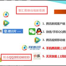 腾讯智汇推新资源天天快报广告