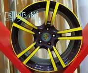 轮毂修复轮毂改色轮毂翻新拉丝轮毂修复翻新及改色图片