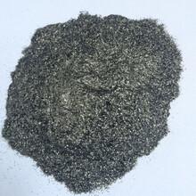 天然晶质鳞片石墨图片