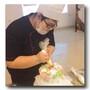 东莞蛋糕学校分享韩式裱花蛋糕制作方法图片