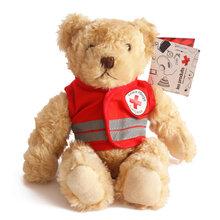 泰迪熊毛绒玩具公仔儿童布娃娃公司卡通形象logo吉祥物定制